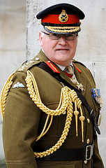 General Sir Peter Wall KCB CBE ADC Gen, Comman...
